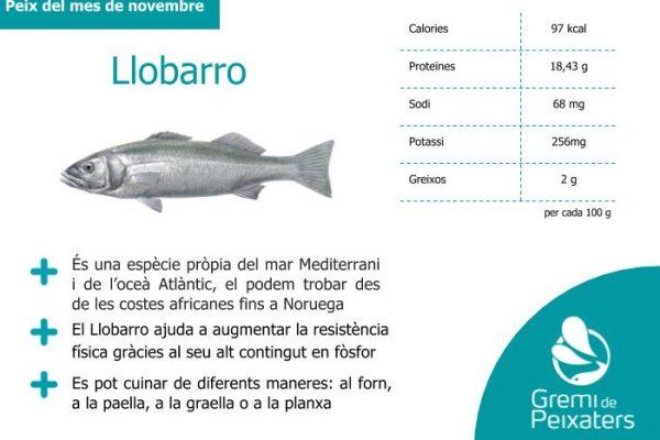 el llobarro -gremi peixaters-