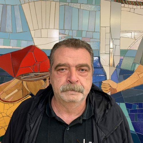 Francesc Leyva - junta gremi peixat