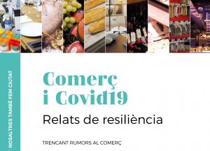PIMEComerç presenta el llibre: Comerç i COVID 19 - Relats de resiliència